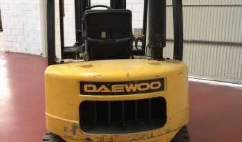 Daewoo D20 S-3 full