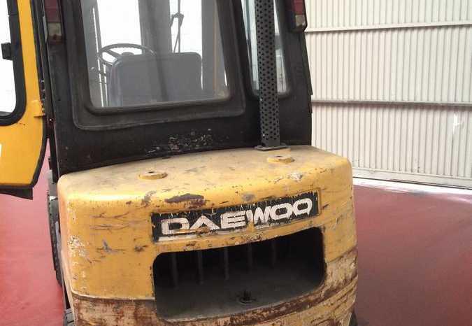 Daewoo D30-S3 full
