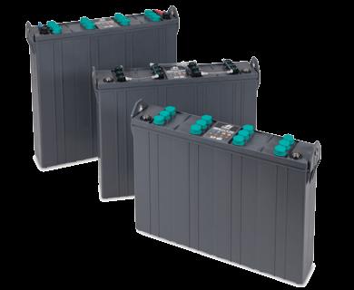 cargadores y baterias para carretillas elevadoras