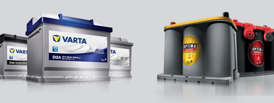 Baterias para carretillas elevadoras