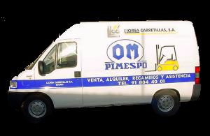 Furgon-Llorsa
